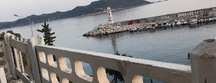 Loop Summer Garden is one of Antalya.