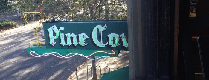 Pine Cove Tavern is one of Sacramento Trivia.