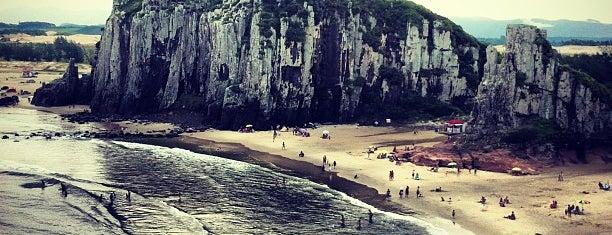 Praia da Guarita is one of LUGARES... Rio Grande do Sul/BRASIL.
