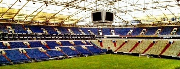 Veltins Arena is one of Soccer Stadiums.