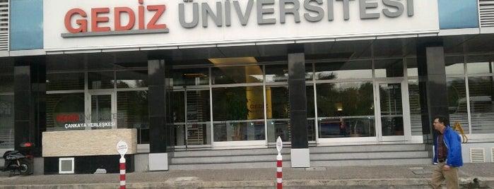 Gediz Üniversitesi is one of City.