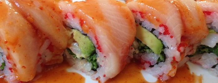 yellowfish sushi is one of San Antonio, TX.