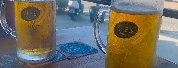 Bomonti Pub is one of Murat 님이 좋아한 장소.