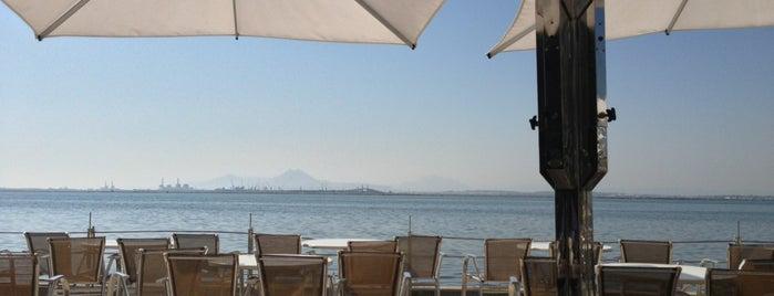 Aqua Lounge is one of smart & co.