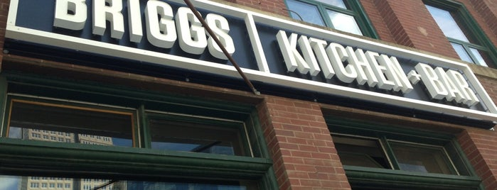 Briggs Kitchen + Bar is one of Calgary to do.