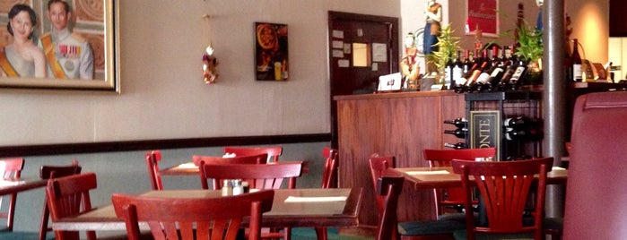 Bangkok Ocha is one of Most Frequent stops in Charlotte..