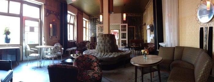 Wohnzimmer is one of Berlin Best: Cafes, breakfast, brunch.