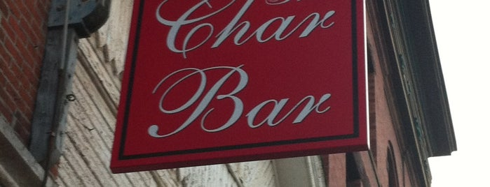 Char Bar is one of Columbus.