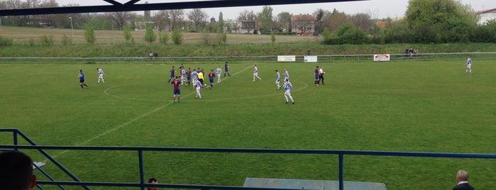 Futbalový štadión Smolinské is one of Futbalové štadióny ObFZ Senica.