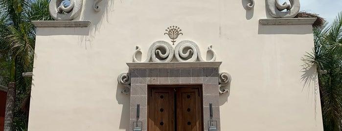 El Pueblito, Mayakoba is one of Tempat yang Disukai Gabriel.