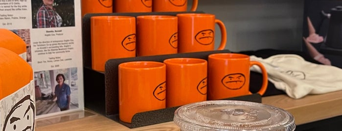 Café Grumpy is one of Coffee Shops.