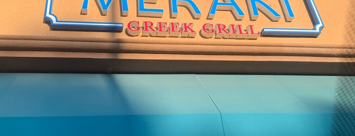 Meraki Greek Grill is one of Vegas.