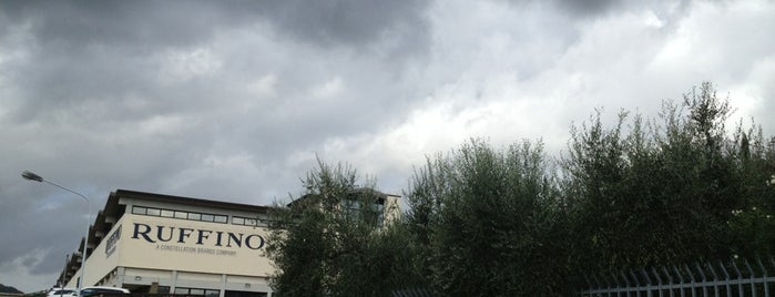 Ruffino SRL is one of Chianti Classico Producers.