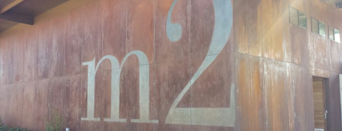 m2 winery is one of Locais curtidos por Nathan.