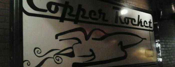 Copper Rocket Pub is one of Orlando.
