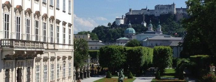 Salzburg is one of Salzbourg et le Salzkammergut.