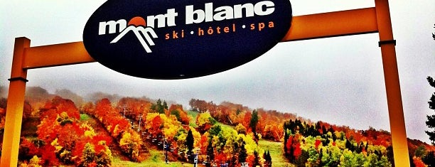 Mont Blanc is one of สถานที่ที่ Migue ถูกใจ.