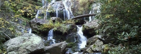 Catawba Falls is one of Asheville.