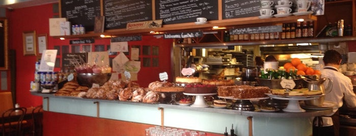 Café Saturnus is one of Stockholm (SE).