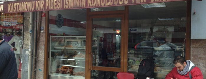 Kastamonu Kır Pidesi is one of Cadde.