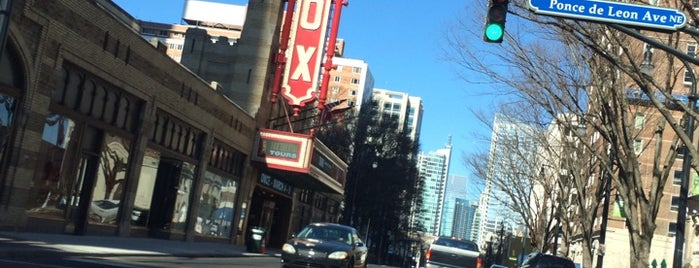 Midtown Square is one of Atlanta.