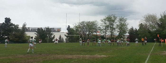 Campo De Rugby Las Terrazas is one of Julia 님이 좋아한 장소.