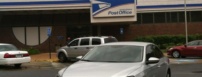Stone Mountain Post Office is one of Orte, die Harvey gefallen.