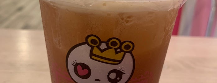 Vivi Bubble Tea is one of Lugares favoritos de Montaign.
