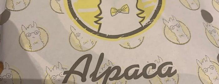 Alpaca Dessert is one of Posti salvati di Rachel.