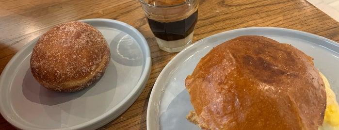 Sunday Morning Bakehouse is one of สถานที่ที่ Rachel ถูกใจ.