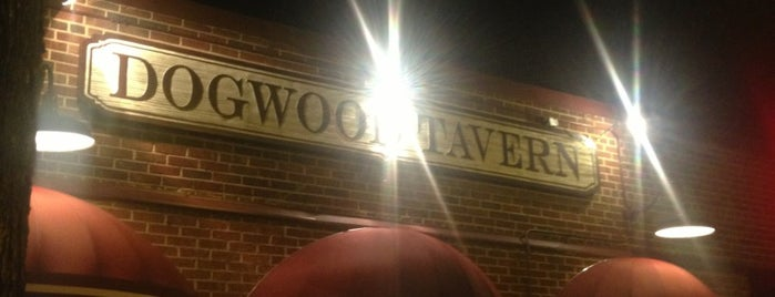 Dogwood Tavern is one of crash course: dc.