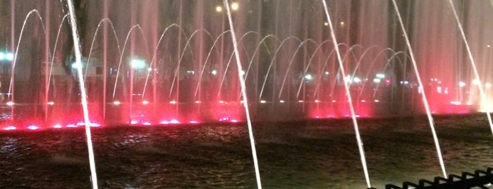 Plaza de la Aviación is one of #SantiagoTrip.