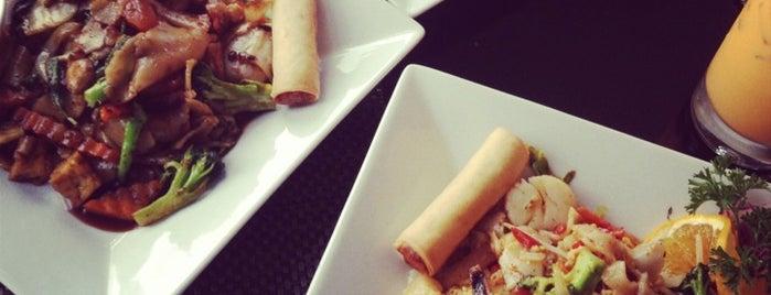 Taste of Siam is one of Buffalo Local Restaurant Week.