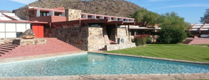 Taliesin West is one of Places to Check Out in Phoenix.