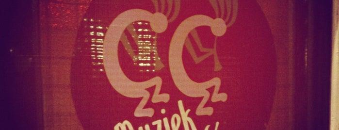 CC Muziekcafé is one of The Nederlands.