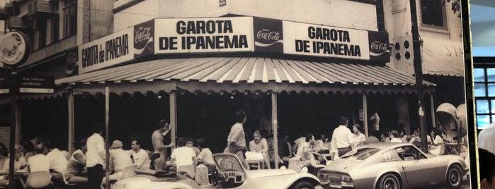 Restaurante Garota de Ipanema is one of RJ.