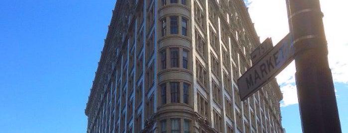 Flatiron Building is one of **SF FUN.