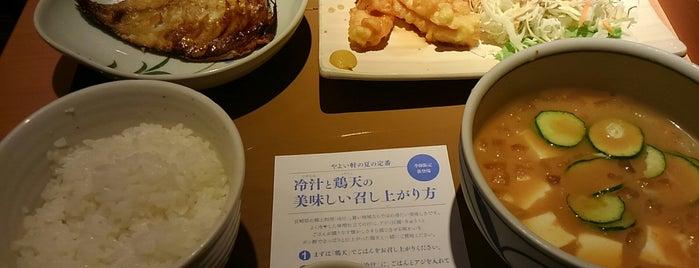 やよい軒 is one of 西院さんのお気に入りスポット.