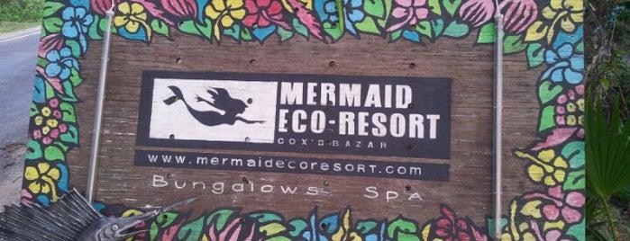 Mermaid eco resort is one of Orte, die Dr.Gökhan gefallen.