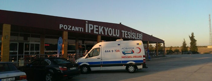 Pozantı İpekyolu Tesisleri is one of Posti salvati di MUZAFFER.