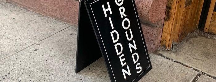 Hidden Grounds Espresso Bar is one of Rachel : понравившиеся места.