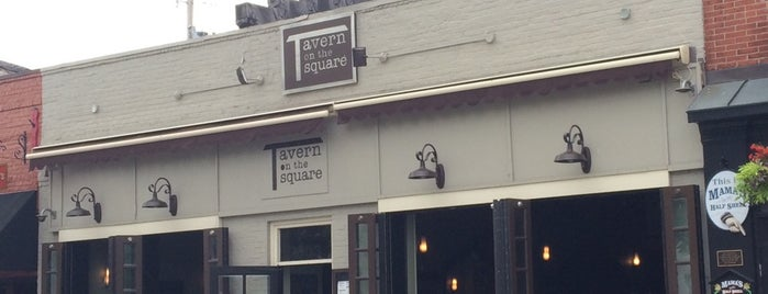 Tavern On The Square is one of Places I've Reviewed.