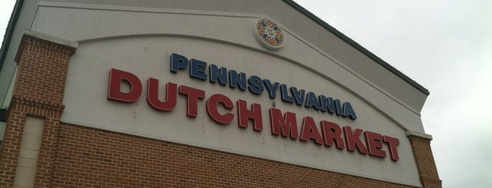The Pennsylvania Dutch Market is one of Lugares favoritos de Rachel.
