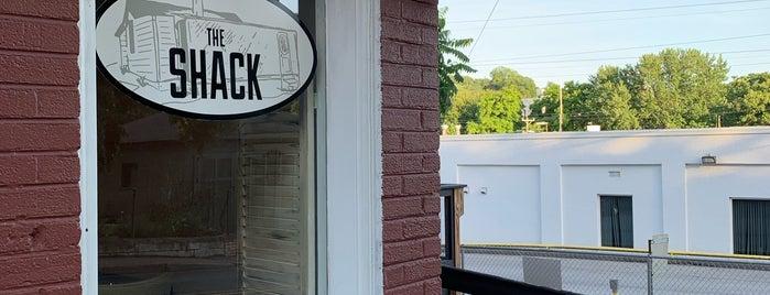 The Shack is one of Lugares favoritos de Rachel.