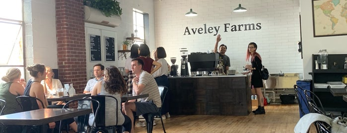 Aveley Coffee Roasters is one of Posti che sono piaciuti a Rachel.