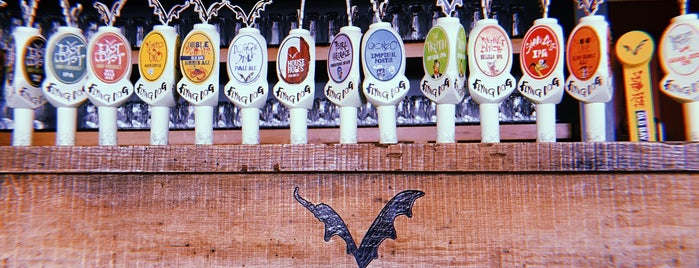 Flying Dog Brewery is one of Tempat yang Disukai Rachel.