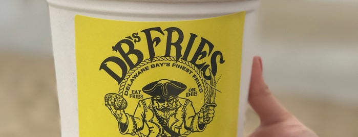 D.B. Fries is one of Rachel : понравившиеся места.
