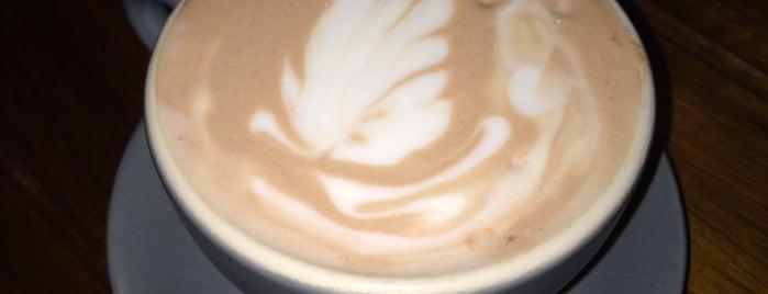 Artifact Coffee is one of Tempat yang Disukai Rachel.