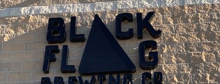 Black Flag Brewing Company is one of Locais curtidos por Rachel.