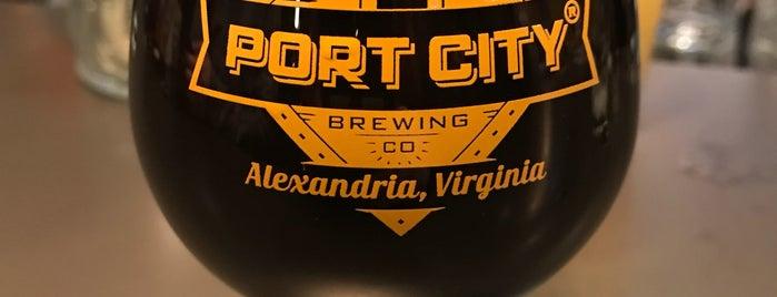 Port City Brewing Company is one of สถานที่ที่ Rachel ถูกใจ.